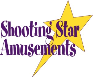 Shooting Star Amusements Logo