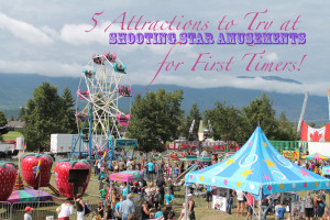 carnival attractions to try / bc summer carnivals
