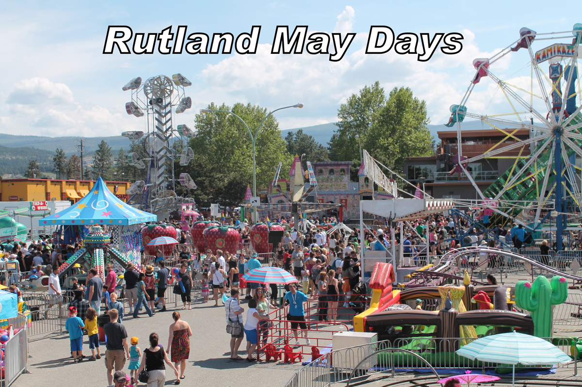 Rutland May Days Proposal