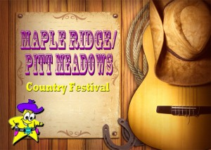 The Maple Ridge/Pitt Meadows Country Fest Fair